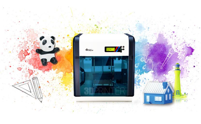 da Vinci 2 0 Duo | 3D Printers | XYZprinting