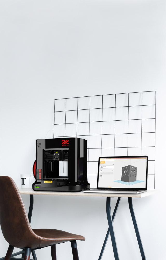 da Vinci mini w | 3D Printers | XYZprinting