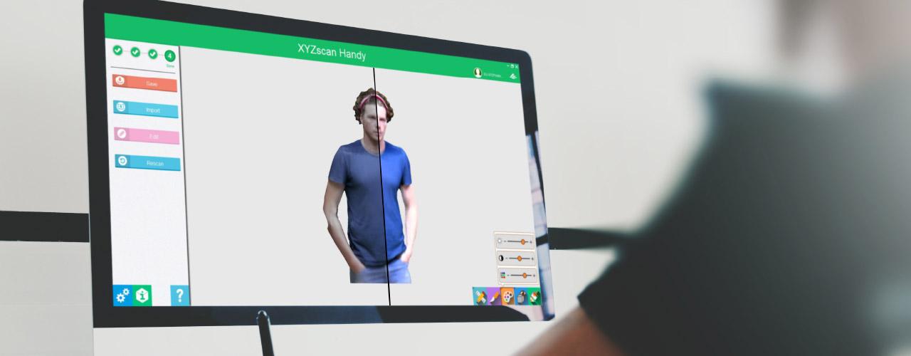 3D Scanner 2 0 | 3D Printers | XYZprinting